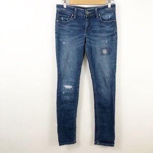 Banana Republic Heritage Skinny Lesly Jeans, 2